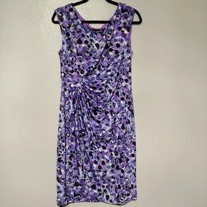 Dress Purple Pattern